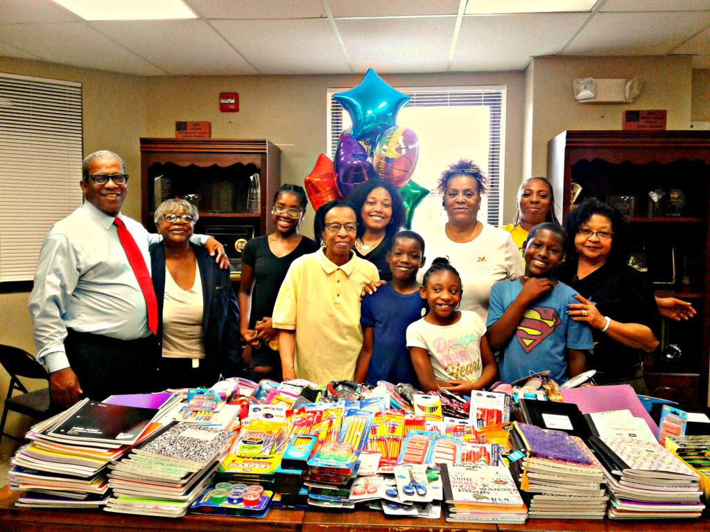 School supplies giveaway 2019 newark nj